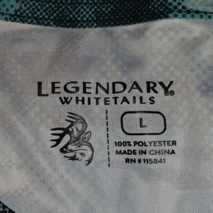 legandary trail Shirts - Men's legendary white trails Tshirt